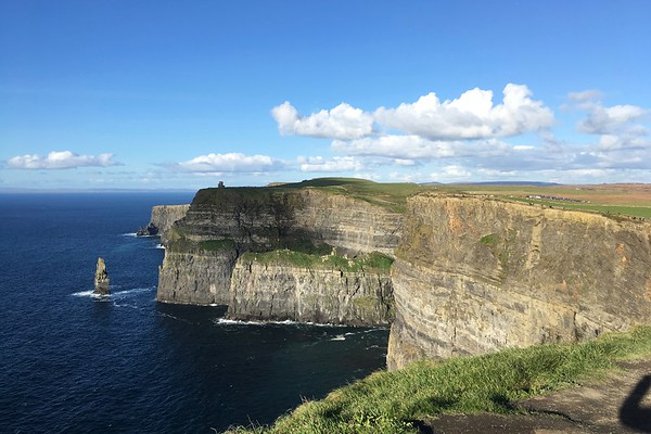 Kooshan visited Ireland this past Fall with a group of friends over just three days.