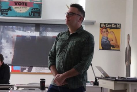 A Day in the Life of Mr. Delaney (video)