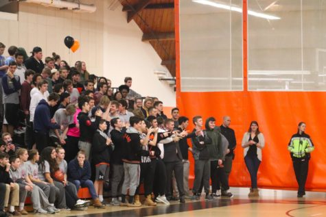 Boys basketball breaks down the Wayland-Weston rivalry