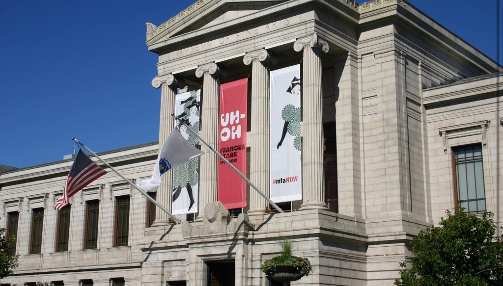 "Pictured above is the Museum of Fine Arts in Boston. Despite the busy school schedules of students, the language department is able to hold many enriching field trips each school year. ""A lot of times, I feel like these field trips are for the opportunity to make a connection elsewhere,"" Bryant said. ""Sometimes, it leads to something great, which is kind of neat."""