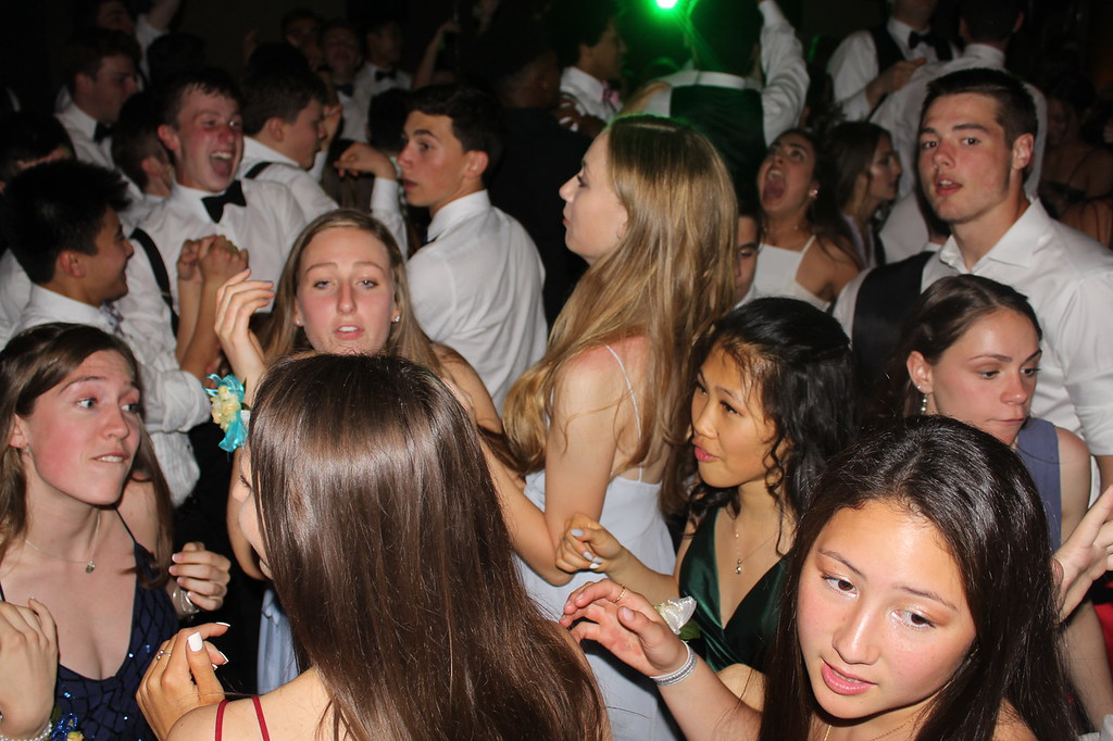 Students at WHS have developed in interest in the possibility of a senior prom similar to other high schools.