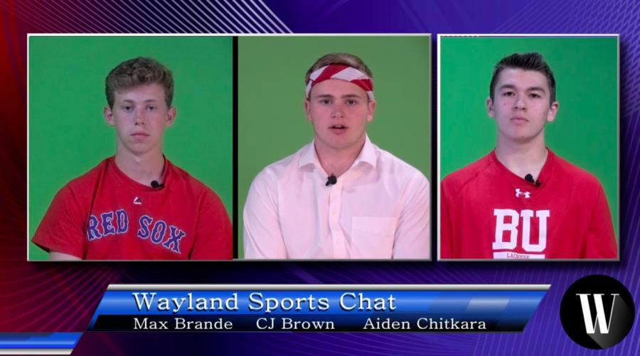 Wayland Sports Chat – Episode 3