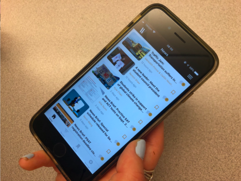 News Brief: WSPN rolls out mobile app