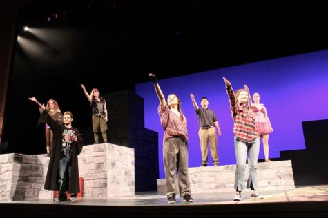 WHSTE members reflect on winter play 'Reckless' (video)