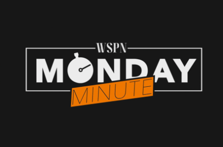 Monday Minute: Week of Oct. 21