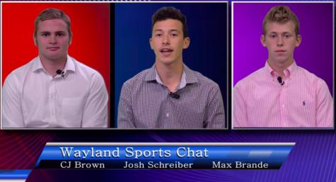 Wayland Sports Chat: S2E3
