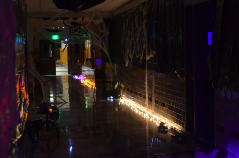 WHS Connect Program plans annual haunted house