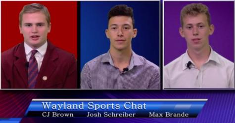 Wayland Sports Chat: S2E4