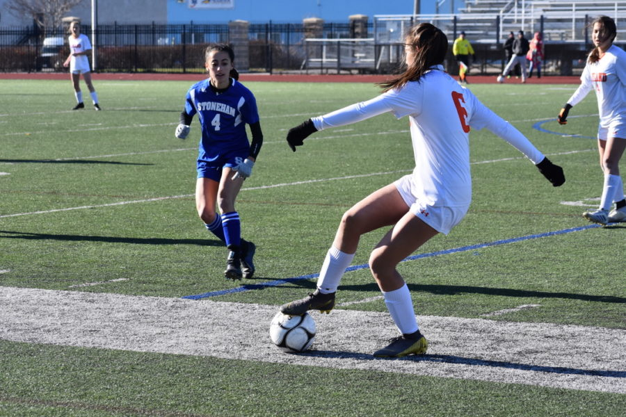 Girls soccer falls to Stoneham 0-2 in Division III North Final (7 photos)