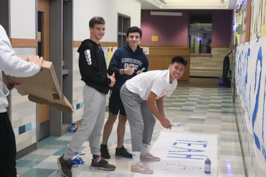 Students splash creativity across wings in Color Blast (22 photos)