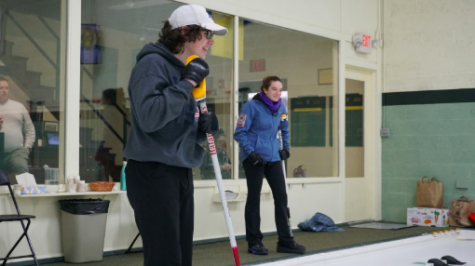 Local Students Head to Youth Olympics for Curling