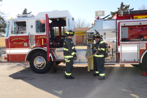 News Brief: Wayland fire department receives grant for new gear