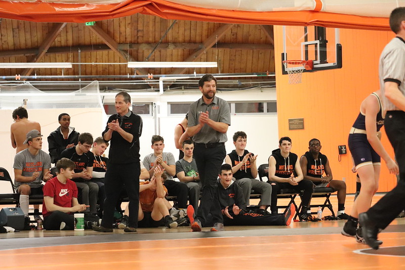 Wrestling pins down Tri-County (8 photos)