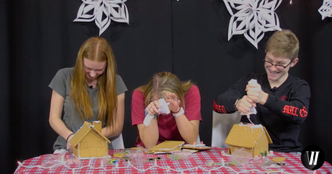 Gingerbread House Challenge (video)