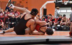 Wrestling dominates quad meet versus Watertown, Milton, Everett-Malden (8 photos)