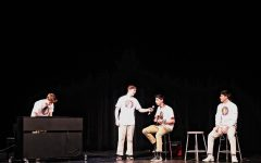 """Student band """"Soup Time"""" shines in talent show spotlight"""