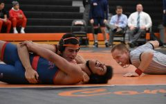 Class of 2020 wrestlers clean up on senior day (14 photos)