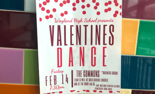 SADD and the Climate Committee will host a school-wide dance on Valentines Day, running from 7:30 to 10 p.m. in the Commons.