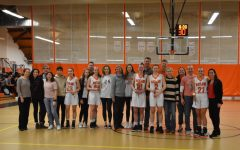 Girls basketball seniors reflect on their careers at WHS