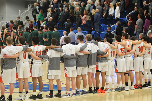 After defeating Hopkinton in the Central Division II finals this past Saturday, the boys basketball team will continue to advance to the State playoffs competing against the top Division II teams.