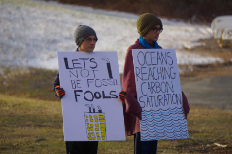 Challenging climate change, one poster at a time