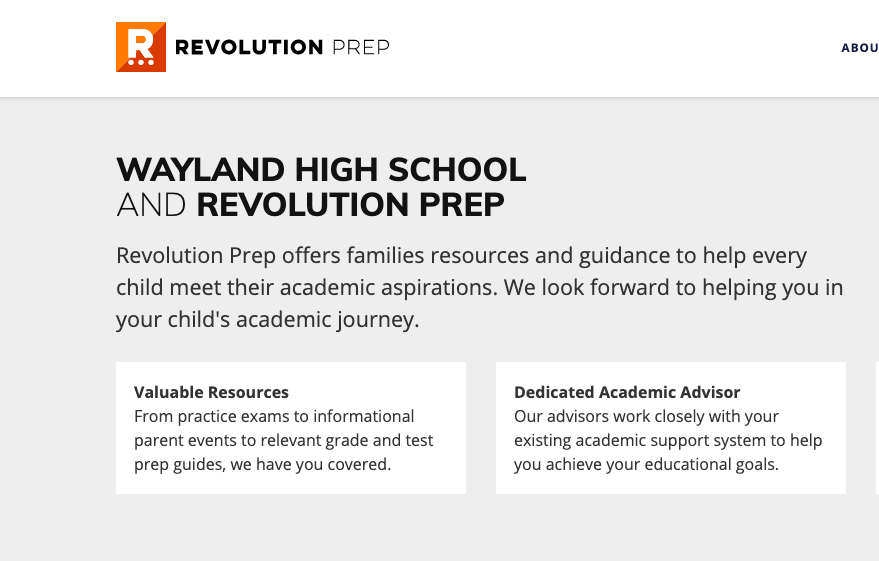 Students will take the practice ACT and SAT tests virtually, with an online proctor through Revolution Prep. All students who are registered for each exam will receive a copy via email that you'll print out.