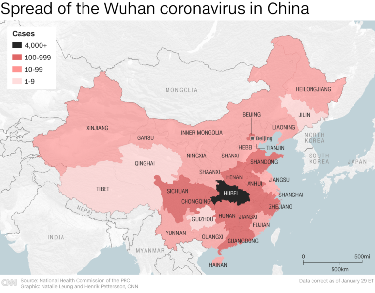 With Covid-19 originating in China, racism has been shown to focus on that general geographical area; however, people aren't just attacking the Chinese, they're attacking anyone that looks Asian. WSPN's Atharva Weling and Brasen Chi argue that the racism caused by Covid-19 is spreading faster than the actual virus itself.