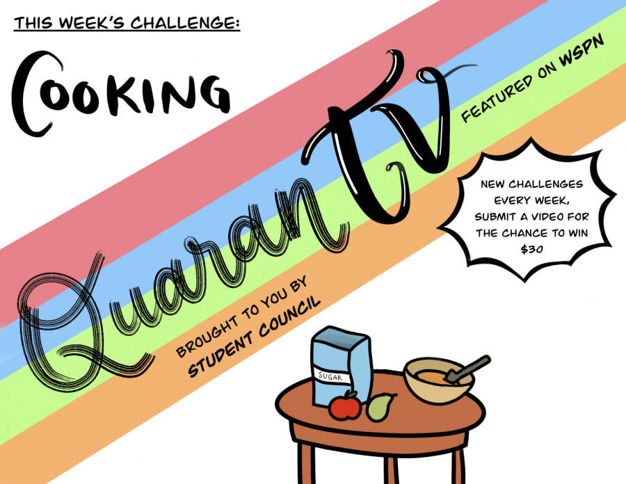 QuaranTV: Student Council hosts weekly video challenges