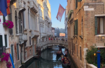 Pictured above is the Venice canals. Amidst the chaos of the coronavirus, here is a top 10 list of good news going on in the world around us.