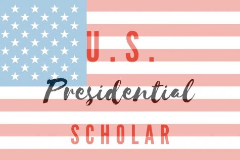 Out of over 5,300 applicants, Wayland High School senior Amelia Ao was named a U.S Presidential Scholar.