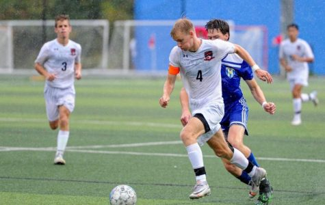 As soccer commit Kyle Mabe sets goals for his next four years playing soccer at Bryant University, the possibility of his season not being on time alters these goals, as all committed athletes adapt to the changes COVID-19 brings.