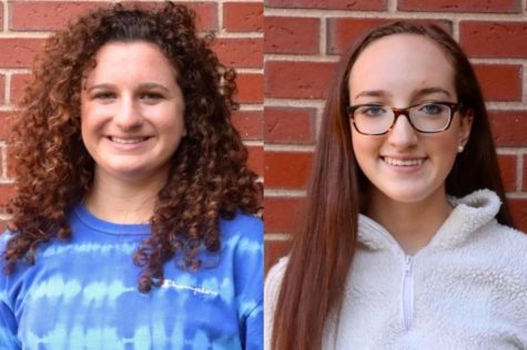 WSPN's Caterina Tomassini and Taylor McGuire were awarded as national winners of the Quill and Scroll 2020 International Writing, Photo and Multimedia contest.