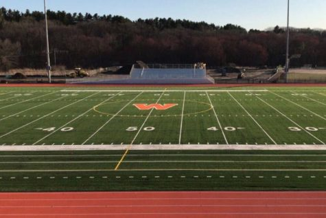 Due to COVID-19, the Wayland High School turf and facilities have been closed. They will not be open until word from the state is given allowing the campus to be open. Opening the turf later in the summer is something assistant athletic director Erin Ryan hopes to see.