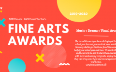 Awards in band, choral, drama, orchestra,  and visual arts are historically given out to student musicians and artists each June, and despite the COVID-19 pandemic, this year will be no exception.