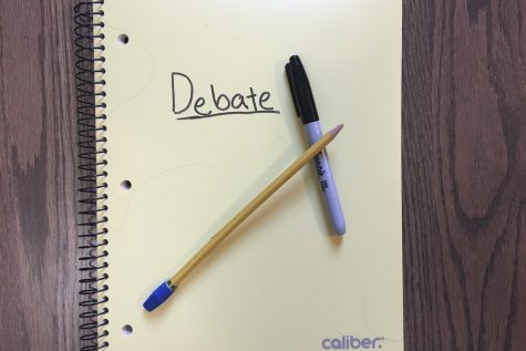 "Students give their opinions and notes about the first 2020 presidential elections and hopes for the next. ""[The debate] was a complete waste of my time,"" Smith said. ""Sure, it was a good comedy, but coming from our two potential leaders, it was quite frightening."""
