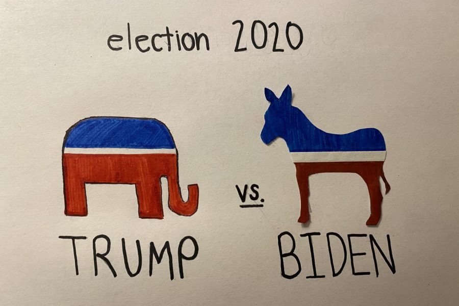 On Nov. 3, 2020, the United States of America will elect its 46th president. The Republican nominee is current President Donald Trump who is running for his second term, and the Democratic nominee is former Vice President Joe Biden.