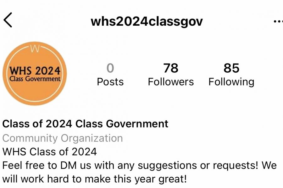 The Wayland High School class of '24 has had to get creative with ways to campaign for the class officer elections. Students often made Instagram accounts where they posted endorsements, polls and explained reasons why they are the best fit candidate.