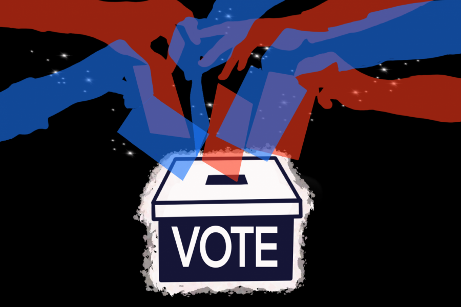 WSPNs Max Brande shares his opinions on the effect the voting process had on him after he voted for the first time in the presidential election on November 3.