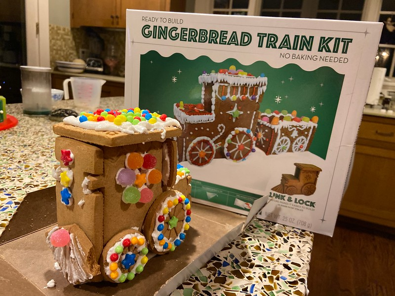 As the holiday season begins to ramp up and the need for seasonal enjoyment rolls in, gingerbread making can fill enjoyment at any age.