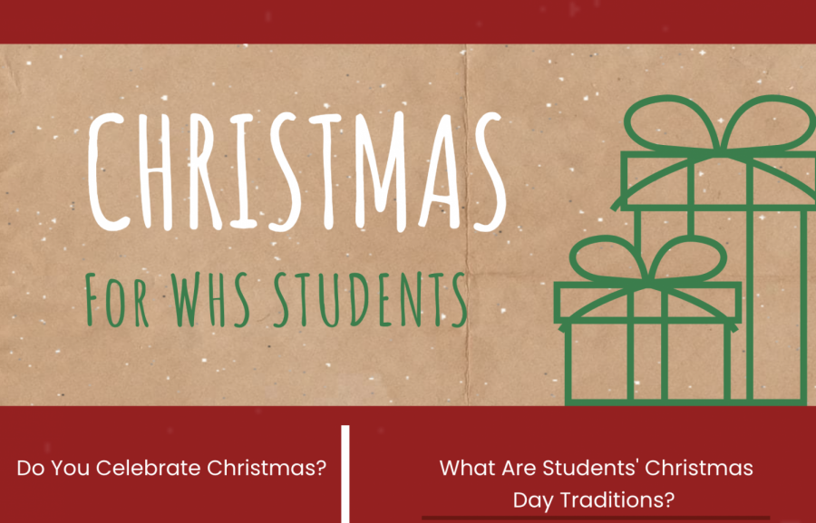 Merry Christmas to students and families who celebrate! Enjoy this day full of yummy meals, family traditions and opening Christmas gifts.