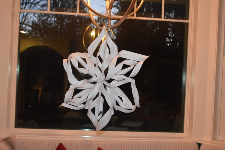 Hang up and create more as holiday decor!