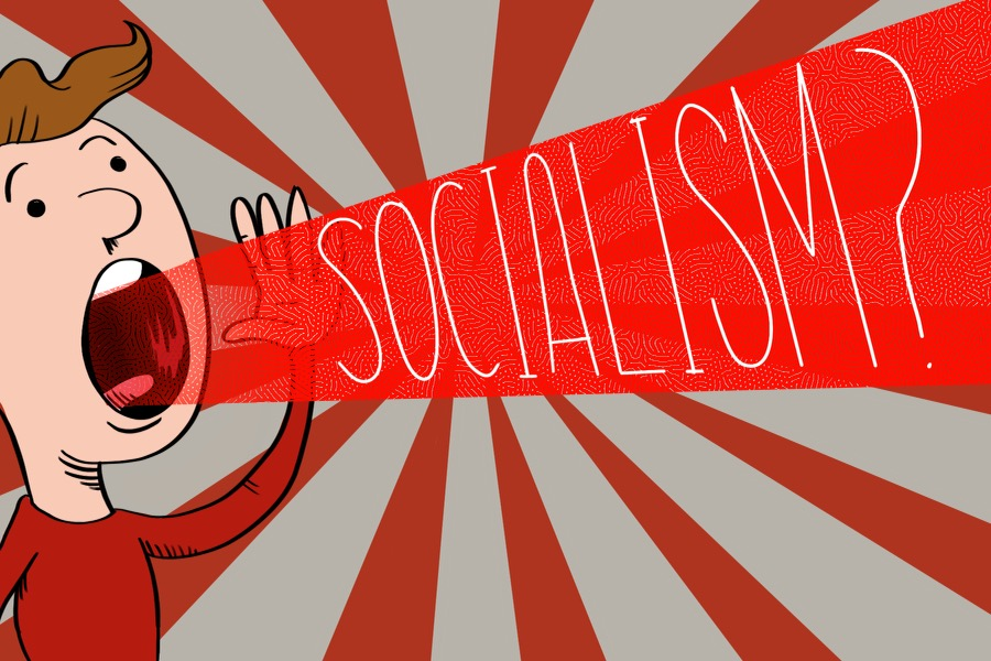 WSPN's Atharva Weling discusses the accuracy and implications of accusations that Democratic politicians are socialists.