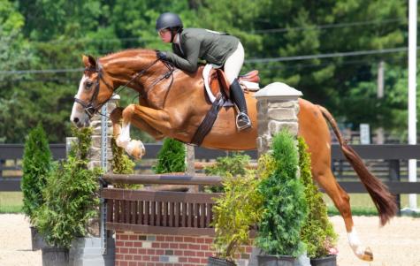 Olivia Rubin: Horseback riding will always be a big part of my life