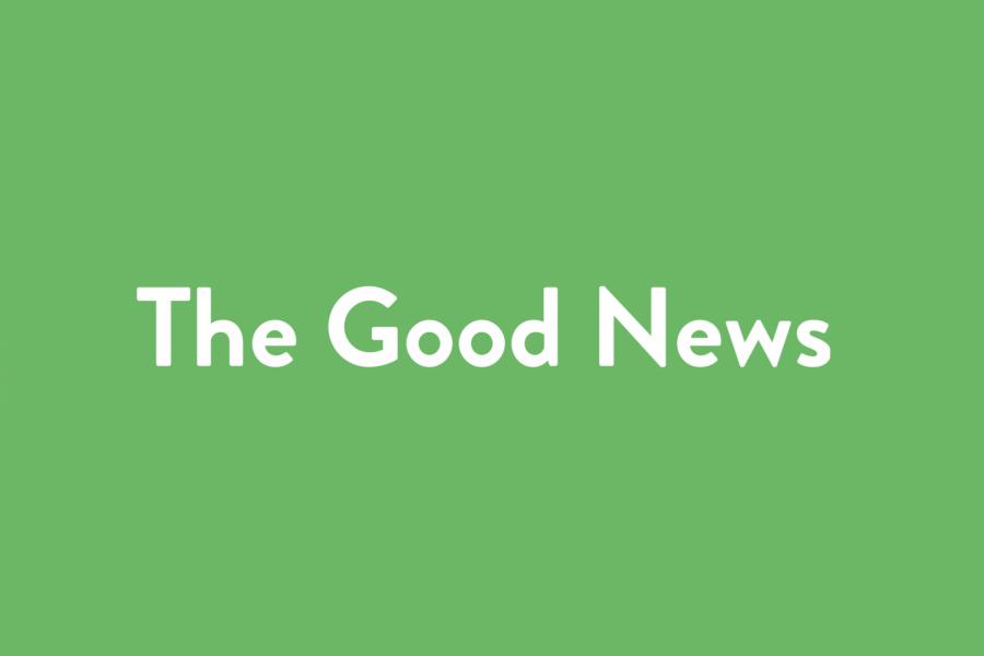 The Good News: Week of Feb. 1