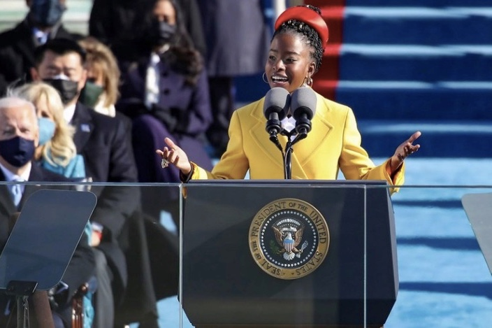 WSPN's Julia Raymond takes a deeper look at poet and activist Amanda Gorman's Inauguration Day speech and the inspiration it provided to the entire world.