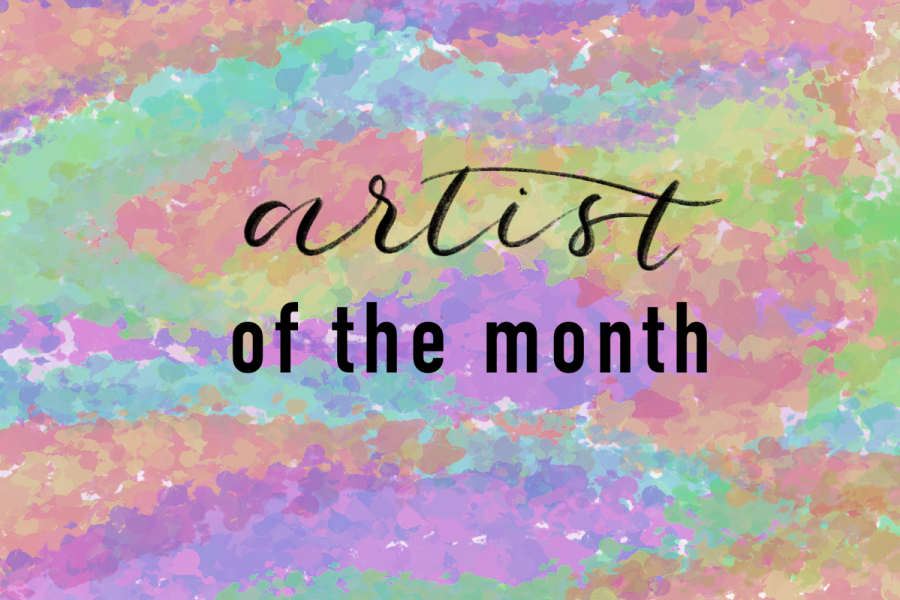 Artist of the Month: Amelie Martin