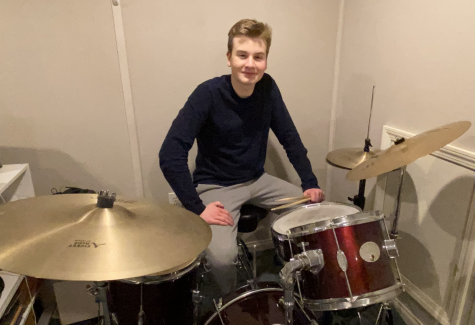 Japhy Theobald: In the end, drums are about being open and ready for anything
