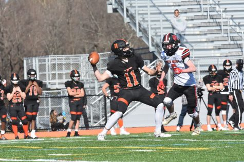 North Quincy breaks through Wayland