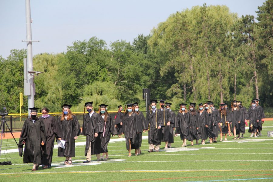 Last year, the class of 2020 was robbed of every senior event except for graduation. Their graduation was held on July 25 and July 26 in four separate ceremonies, with family members limited in