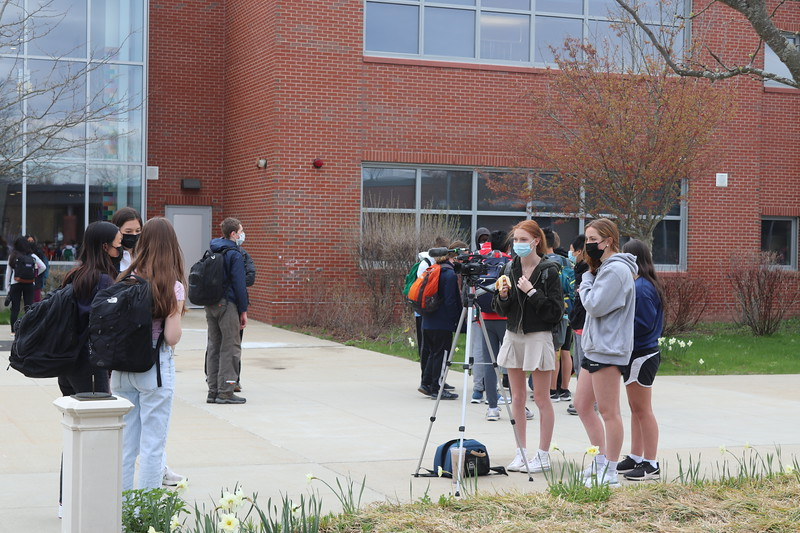As students arrive at school, WSPN covers every aspect of the all-in return to school.